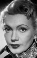 Actress Gretl Schorg, filmography.