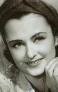 Actress Hana Vitova, filmography.