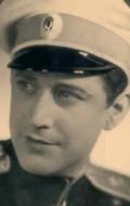 Actor Hans Sohnker, filmography.