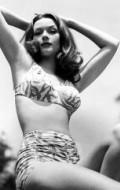Actress Hazel Brooks, filmography.