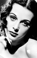 Actress, Producer Hedy Lamarr, filmography.