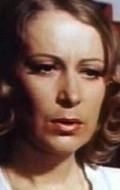 Actress Helga Danzberga, filmography.