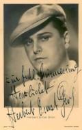 Actor Herbert Ernst Groh, filmography.