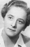 Actress Hilda Gobbi, filmography.