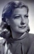 Actress Hilde Hildebrand, filmography.