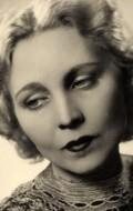 Hilde Korber filmography.