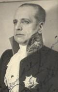 Actor Hugo Flink, filmography.