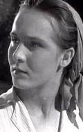 Actress Irena Kolesar, filmography.