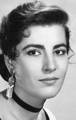 Actress Irene Papas, filmography.