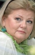 Actress, Writer, Producer Irina Muravyova, filmography.