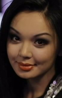 Actress Janiya Jurinskaya, filmography.