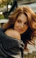 Actress Jelena Djokic, filmography.