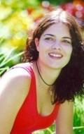 Actress Jennifer Rodriguez, filmography.