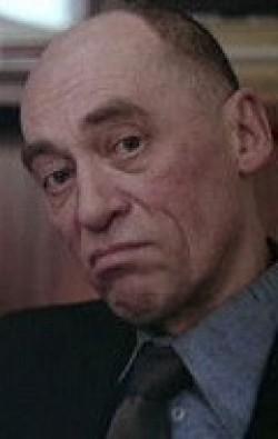 Actor Jerzy Nowak, filmography.