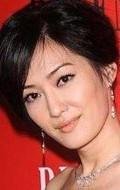 Actress Jessey Meng, filmography.
