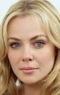 Actress Jessica Marais, filmography.