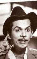 Actor, Director Johnny Walker, filmography.
