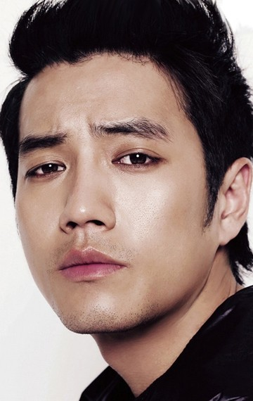Actor Joo Sang Wook, filmography.