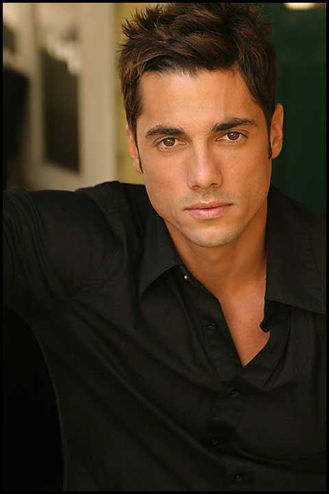 Actor Jorge Alberti, filmography.