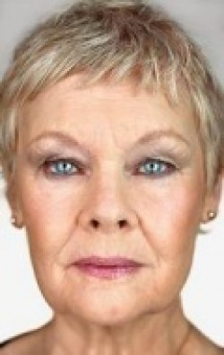 Actress, Director Judi Dench, filmography.
