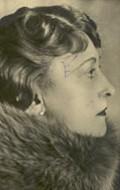 Actress, Writer Julia Serda, filmography.