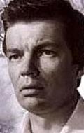 Actor Juris Kaminskis, filmography.