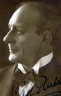 Actor, Operator Karl Platen, filmography.