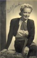 Actress Kathe Haack, filmography.