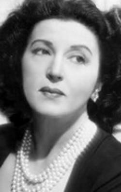 Actress Katina Paxinou, filmography.