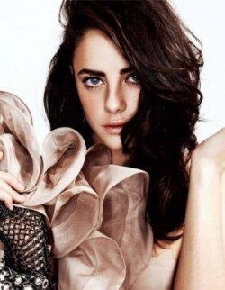 Actress Kaya Scodelario, filmography.