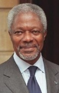Kofi Annan, filmography.