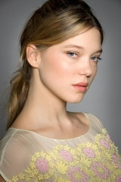 Actress Lea Seydoux, filmography.