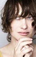 Actress Lea Mornar, filmography.