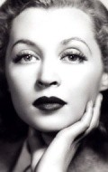 Actress Lilli Palmer, filmography.