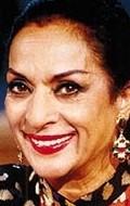Actress, Composer Lola Flores, filmography.