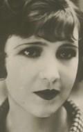 Actress Louise Lagrange, filmography.