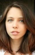 Actress Luna Mijovic, filmography.
