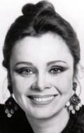 Actress Lyubov Polishchuk, filmography.