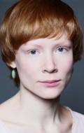 Actress Maarja Jakobson, filmography.