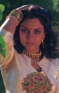 Actress Madhavi, filmography.