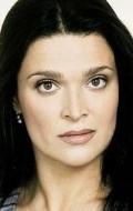Actress Mahulena Bocanova, filmography.