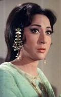 Actress Mala Sinha, filmography.