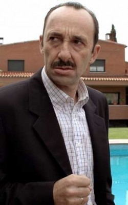 Actor Manuel Manquina, filmography.