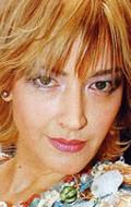 Actress Marina Majko, filmography.