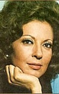 Actress Maricruz Olivier, filmography.