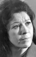 Actress Marica Balan, filmography.