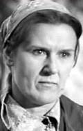 Actor Mariya Zinkevich, filmography.