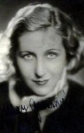 Actress Marie Grossova, filmography.