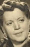 Actress Maria Garland, filmography.