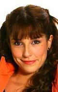 Actress Mariana Loyola, filmography.
